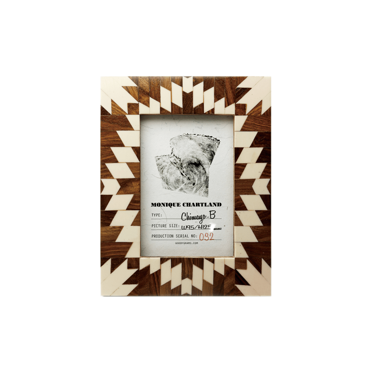 CHIMAYO B Photo Frame