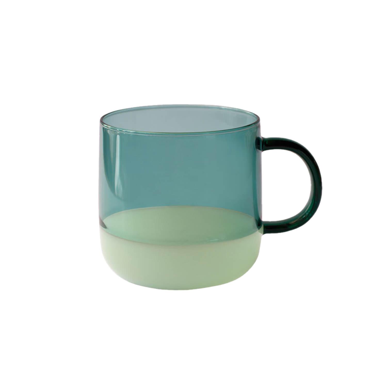 amabro             Two Tone Mug/Green