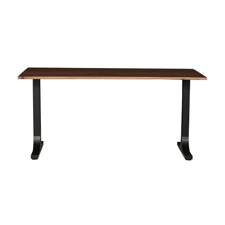 L015 セミオーダーウォールナット 無垢 ストレート ハギダイニングテーブル
