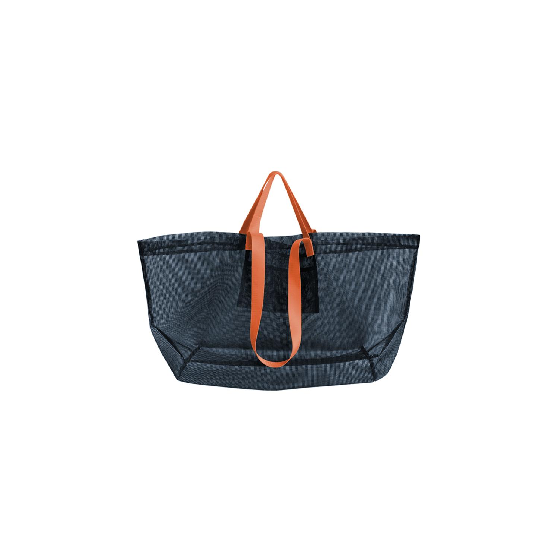 amabro                Mesh Carry Bag/Navy