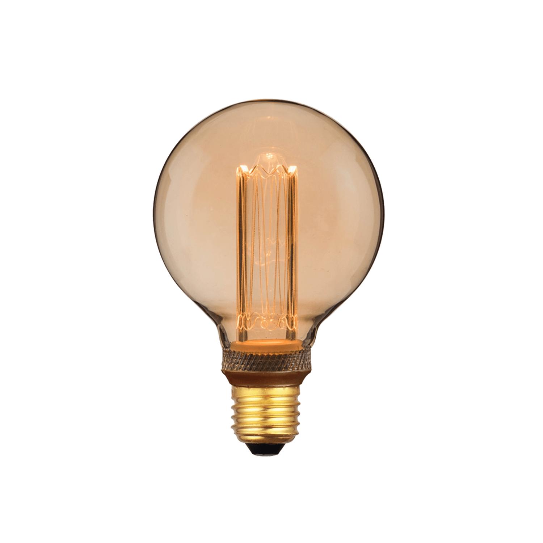 NOSTALGIA LED BULB GLOBE/Gold