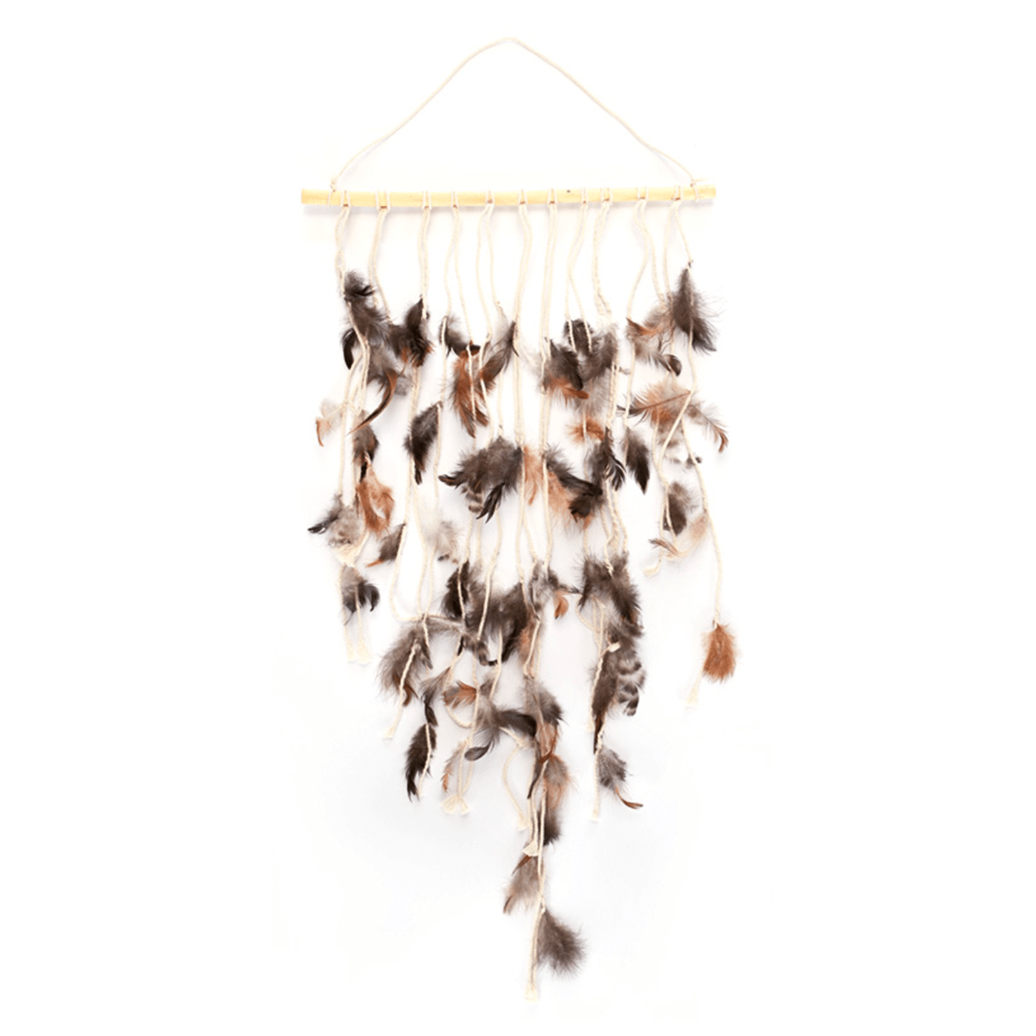 amabro           Mcram Wall Hanging/Feather-A