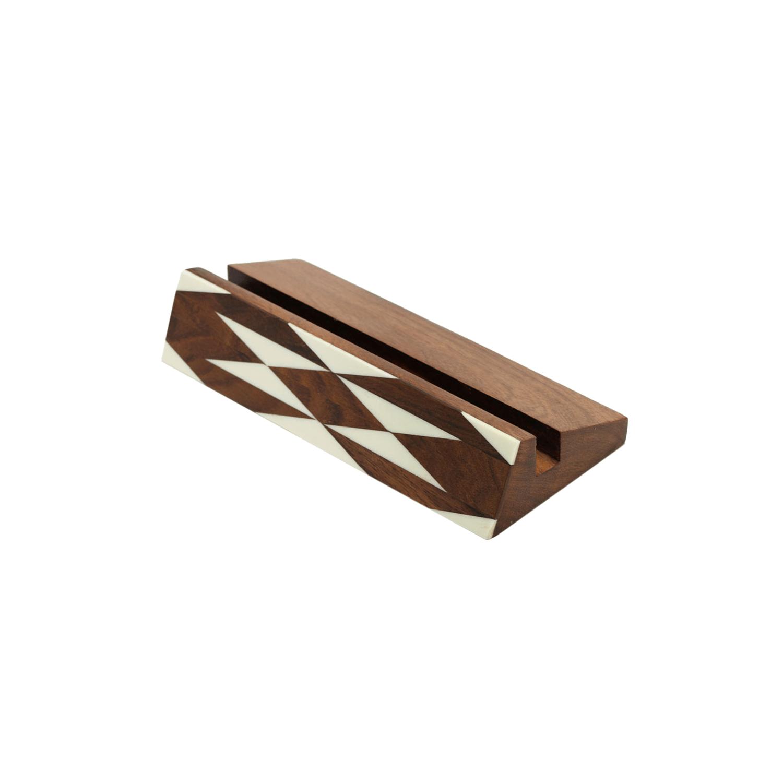 Wood iPad Stand/B