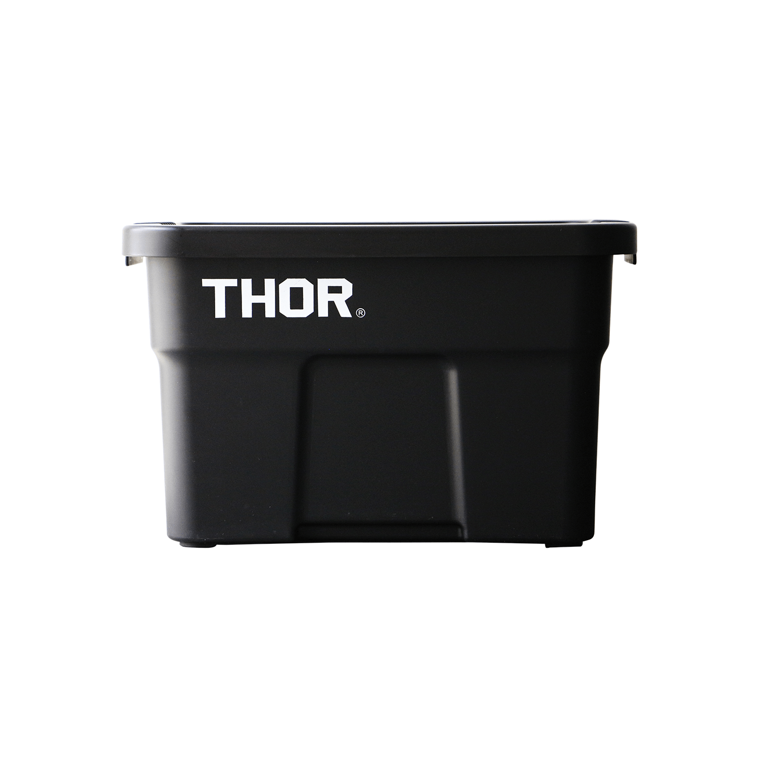 THOR Large Totes With Lid 22L/Black