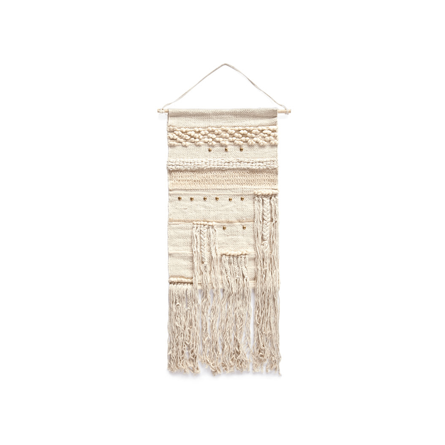amabro          Cotton Wall Hanging/Studs