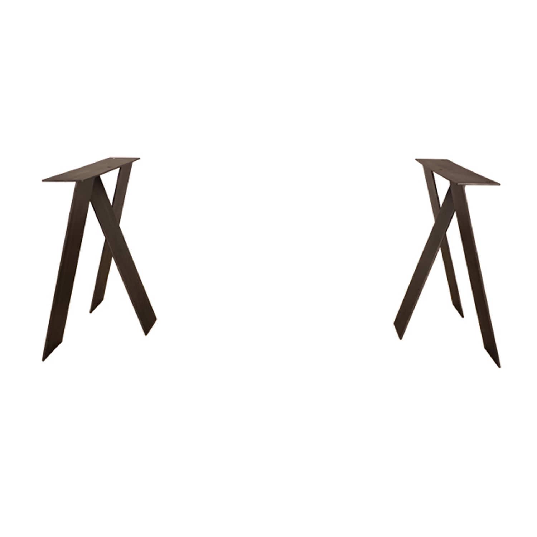 CROWN ダイニング テーブル 脚