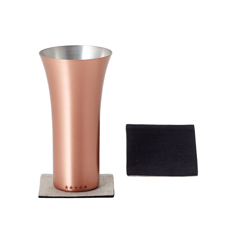 純銅製タンブラー/マット