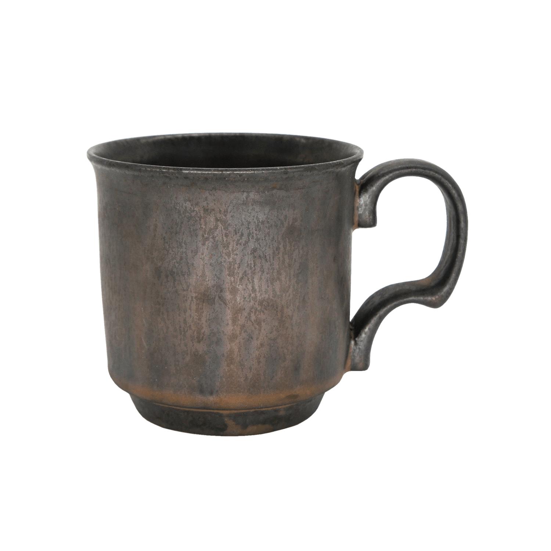 ANCIENT POTTERY Mug Cup/Brass