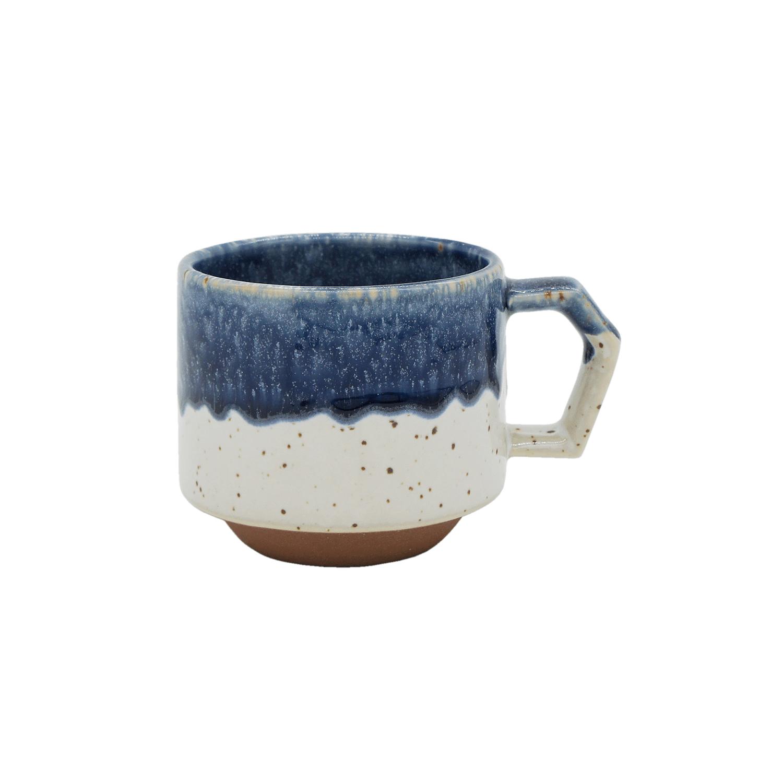CHIPS            Stack Mug Premium/WhiteNavyDrop