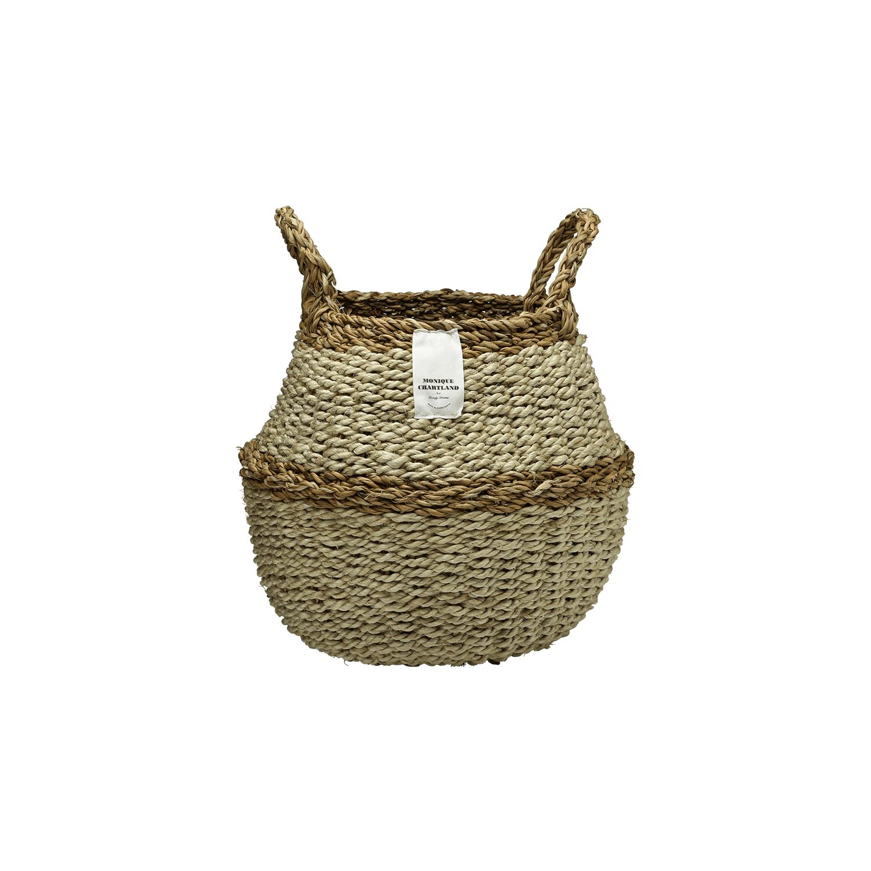 Rope Round Basket S
