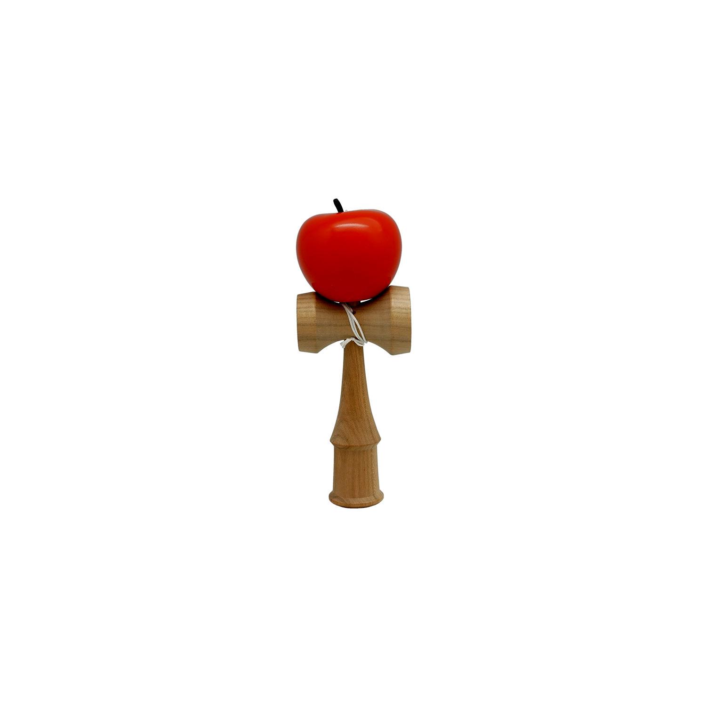 more trees  りんごのけん玉